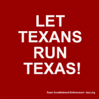 Texas Constitutional Enforcement