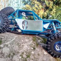 RC Crawling and Rock Bouncing
