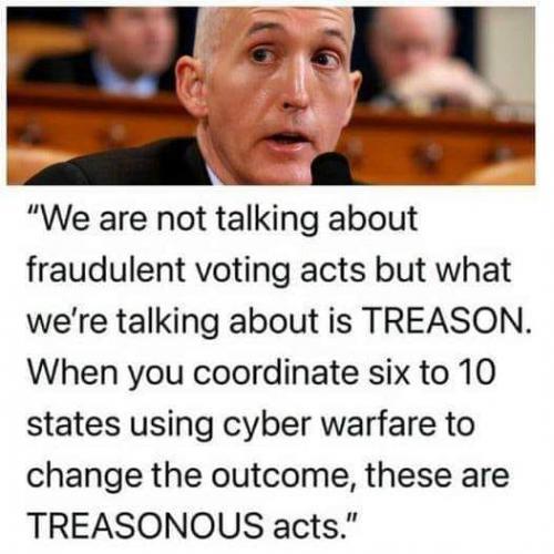 Treasonous Acts