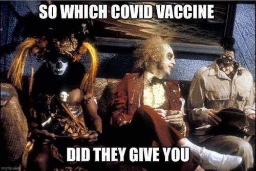 Covid Vacciene #4