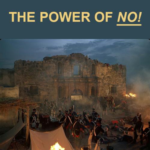 Alamo - The Power of No