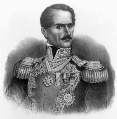 Gen Antonio López de Santa Anna 1