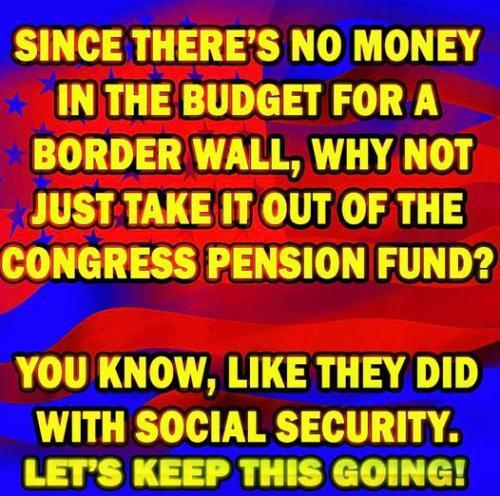 Congressional Pension Fund