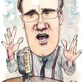 Keith Olbermann Punches Kittens
